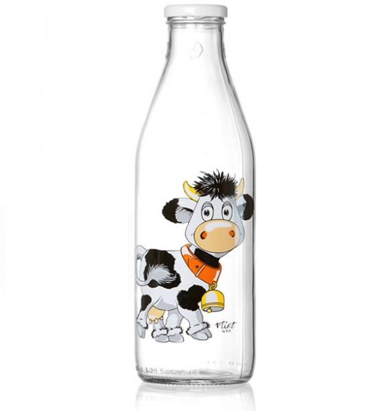Ritzenhoff & Breker lahev na mléko Heidi, 1 litr