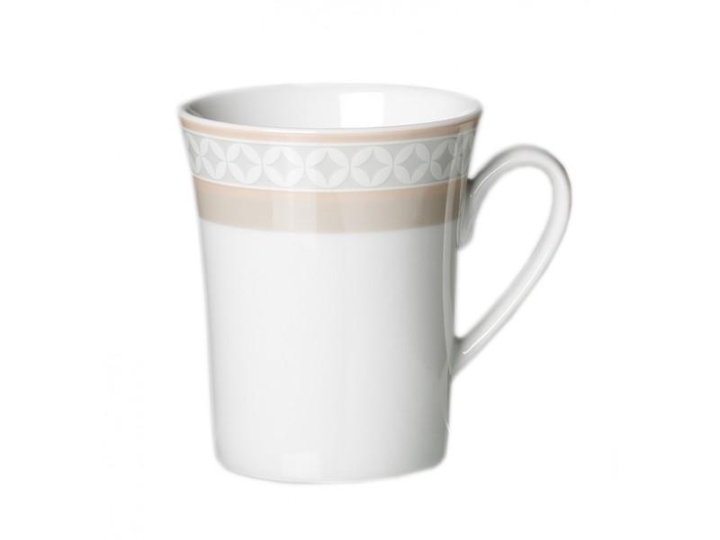 Ritzenhoff & Breker sada porcelánových hrnků Torino, 280ml, 6ks