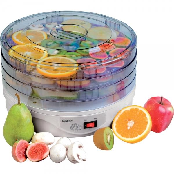 Sušička ovoce Sencor SFD 135E