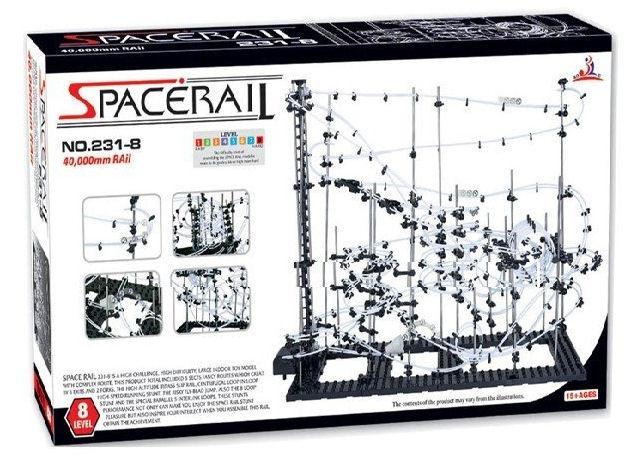 SpaceRail Level 8 - kuličková dráha