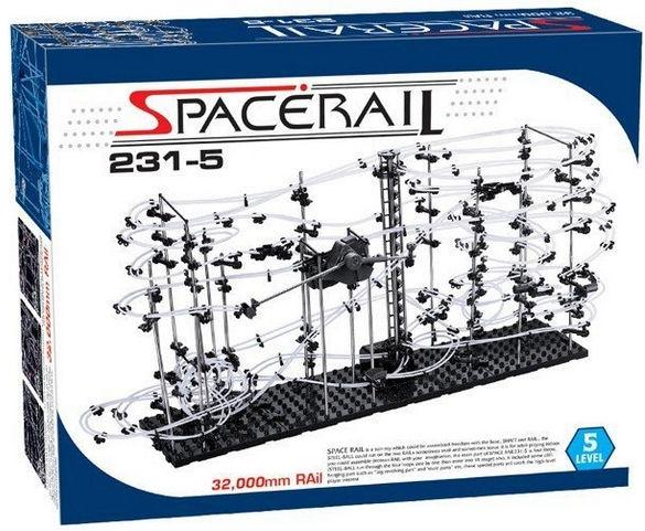 SpaceRail Level 5 - kuličková dráha