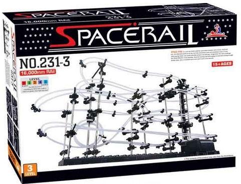 SpaceRail Level 3 - kuličková dráha