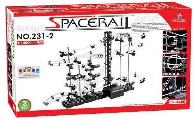 SpaceRail Level 2 - kuličková dráha