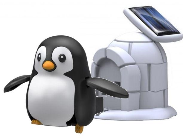 Solární stavebnice - Tučňák