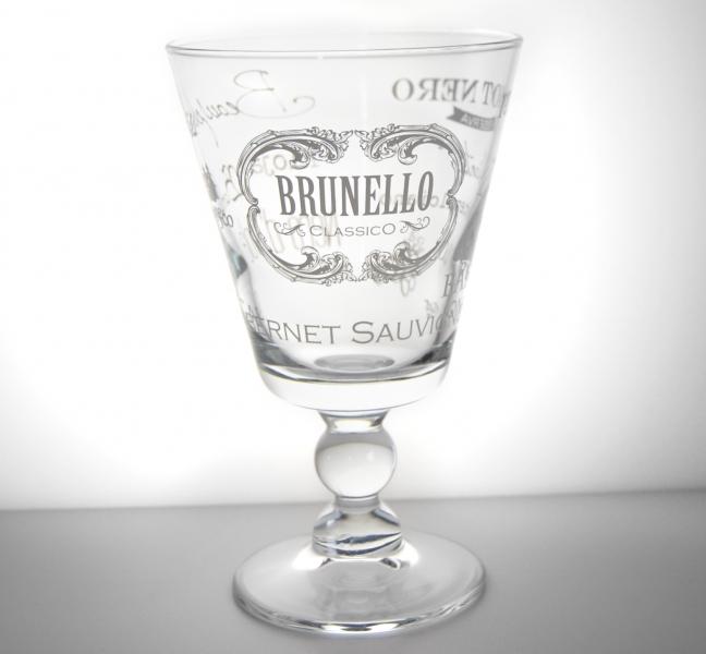Ritzenhoff & Breker sada sklenic Brunello na toskánské víno, 315ml, 6ks
