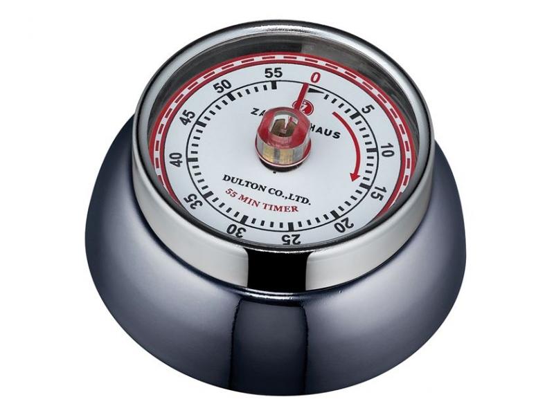 Zassenhaus kuchyňská minutka Speed, karbonová