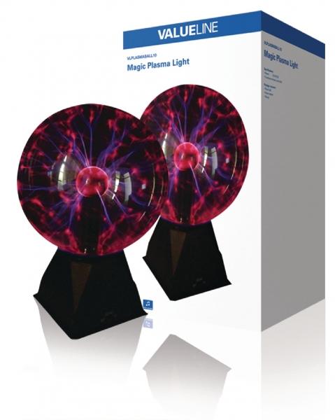 Plazmová světelná koule Valueline