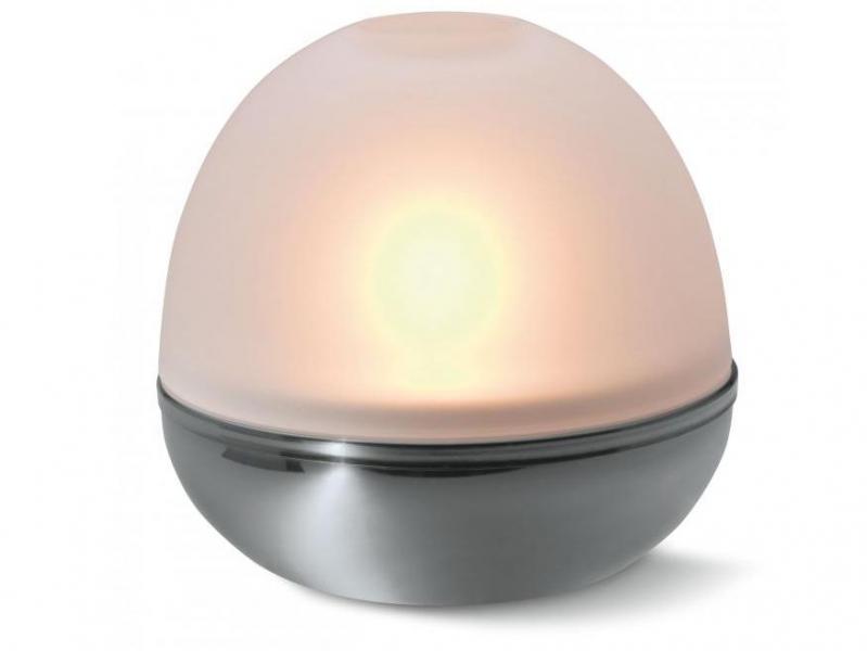 Philippi svícen na čajovou svíčku Lightball
