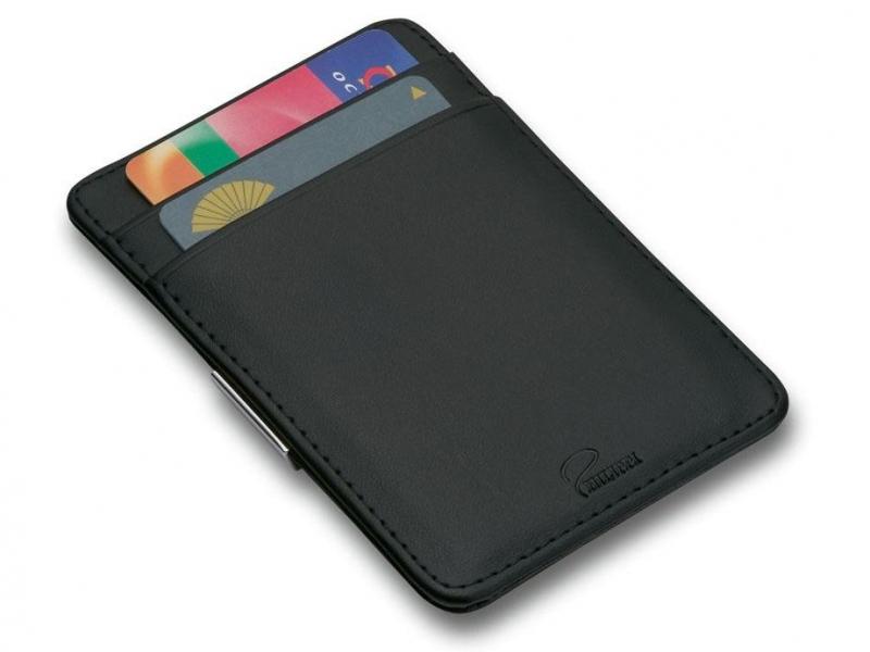 Philippi pouzdro na kreditní karty s klipem na bankovky Giorgio