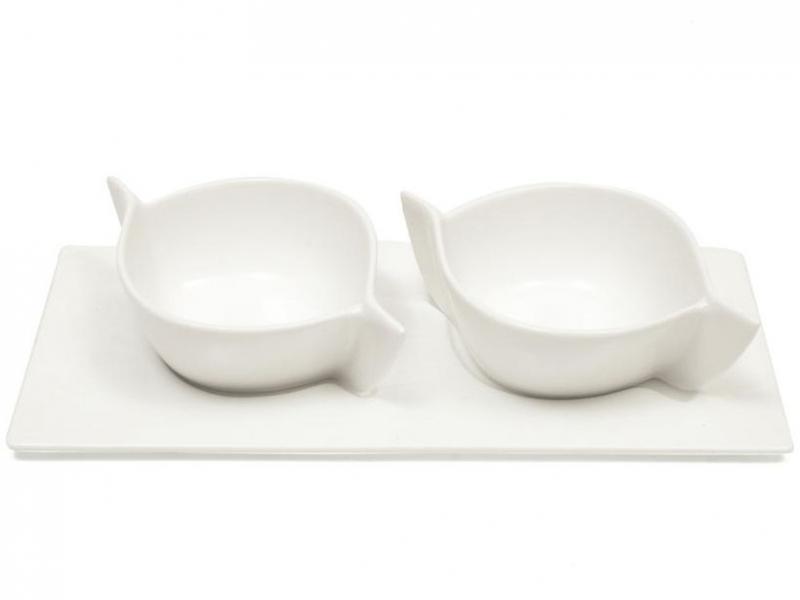 Maxwell & Williams sada misek White Basics, 3-dílná