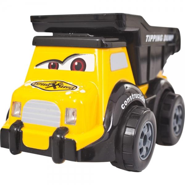 RC auto Dumper (sklápěčka) BUDDY TOYS BRC 00040 RC