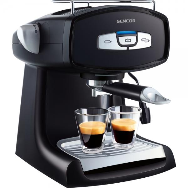 Kávovar ESPRESSO SENCOR SES 2010BK