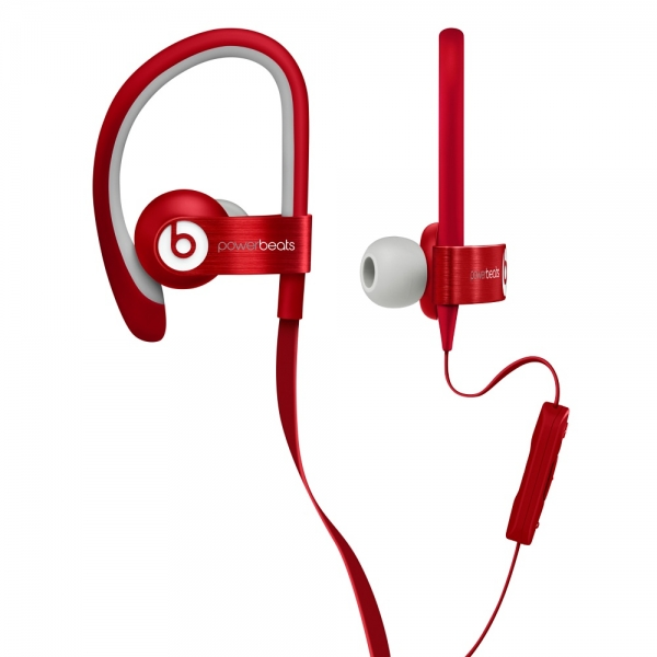 Beats PowerBeats In-Ear Headphones - červená MH782ZM/A