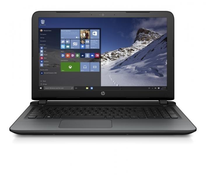 "HP Pavilion 15-ab122nc 15.6"" FHD/A8-7410/4GB/256SSD/DVD/ATI/HDMI/RJ45/WIFI/BT/MCR/2RServ/Win10-black P3Z41EA#BCM"
