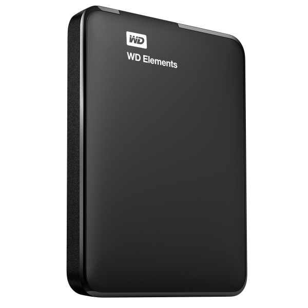 "Disk Western Digital Elements Portable 500GB, USB 3.0, 2.5"" externí, Black WDBUZG5000ABK-EESN"