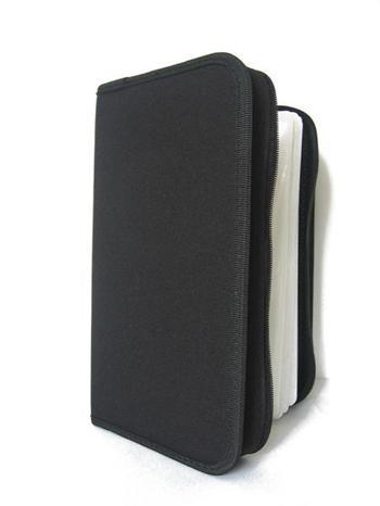 NN box-pouzdro:128 CD zapínací černé 29040