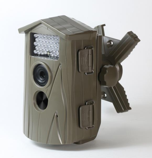 Fotopast Technaxx - bezpečnostní kamera pro venkovní použití, hnědá (TX-09) 3981