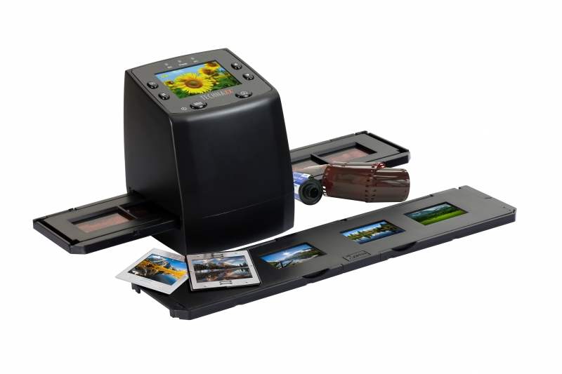 Technaxx DigiScan, skener negativů a diapozitivů, DS-02 4166