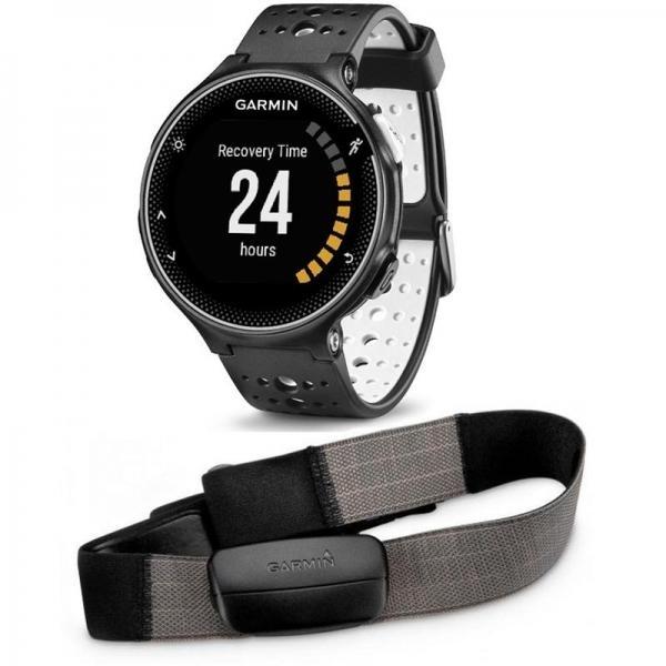 Sporttester Garmin Forerunner 230 se senzorem srdečního tepu, černý 010-03717-46