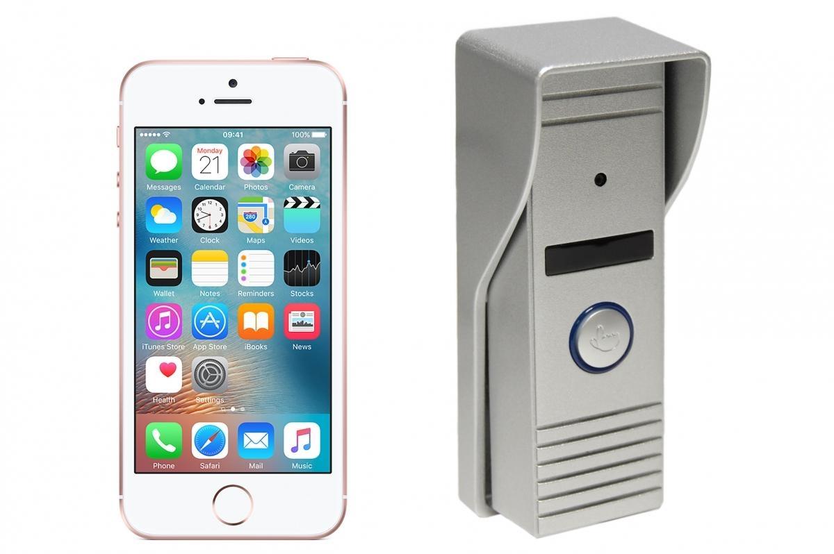 Mobilní domovní videotelefon DOORBELL 96223W-CP 96223W-CP