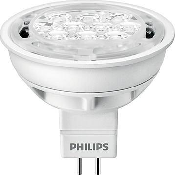 LED žárovka Philips CorePro LEDspot LV, 8 W, GU5.3, 35D, teplá bílá