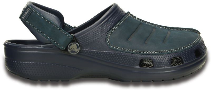 Crocs Yukon Mesa Clog - Navy, M11 (45-46)