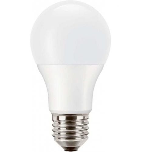 LED žárovka PILA BULB, 9,5 W, E27, teplá bílá
