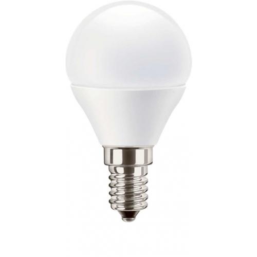 LED žárovka PILA LUSTER 5,5 W, E14, teplá bílá