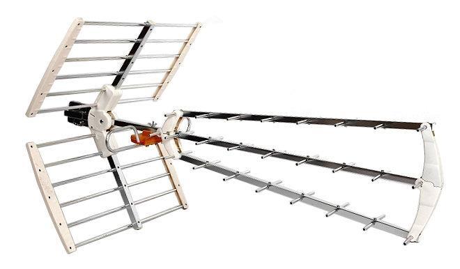 Anténa Angular Flexivel TRI-26 LTE 18 dB