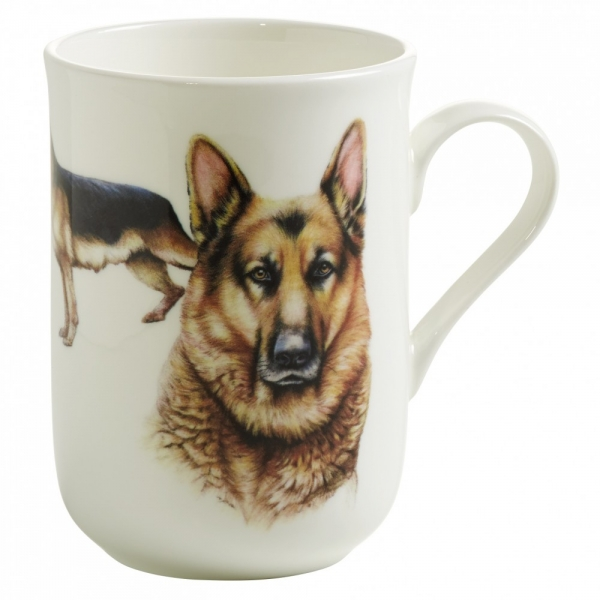 Maxwell & Williams hrnek German Shepherd, 350ml