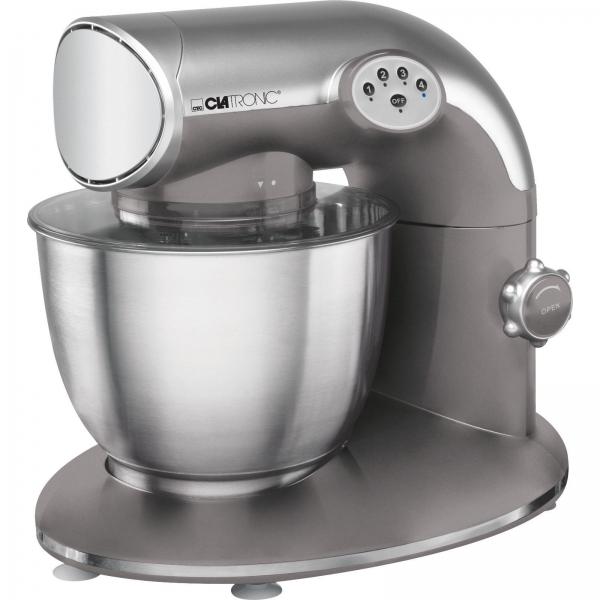 Kuchyňský robot Clatronic KM 3632, 1200 W šedý