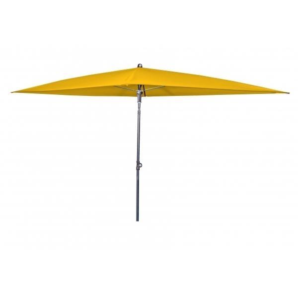 Zahradní slunečník Doppler SUNLINE WATERPROOF III 230x190 - Žlutá