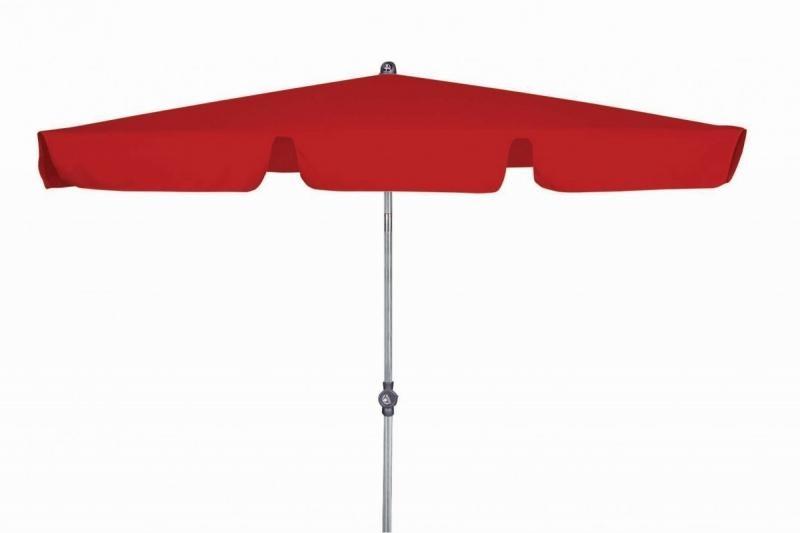 Zahradní slunečník Doppler Active 180 x 120 - Červená