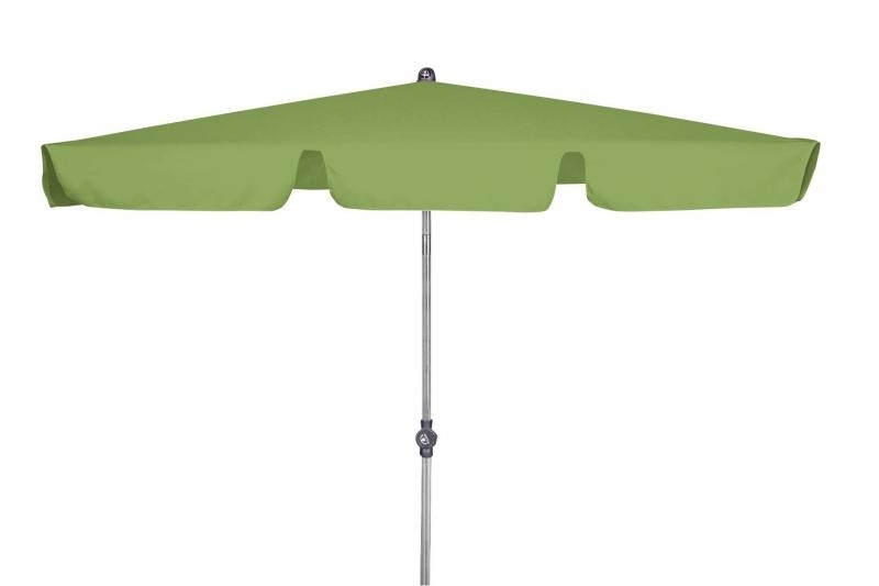 Zahradní slunečník Doppler Active 180 x 120 - Zelená