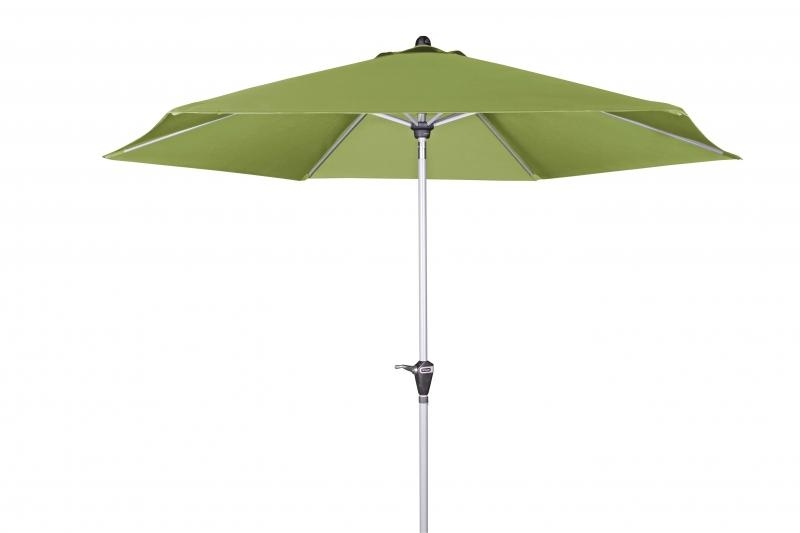 Zahradní slunečník Doppler Active Auto Tilt 280 - Zelená