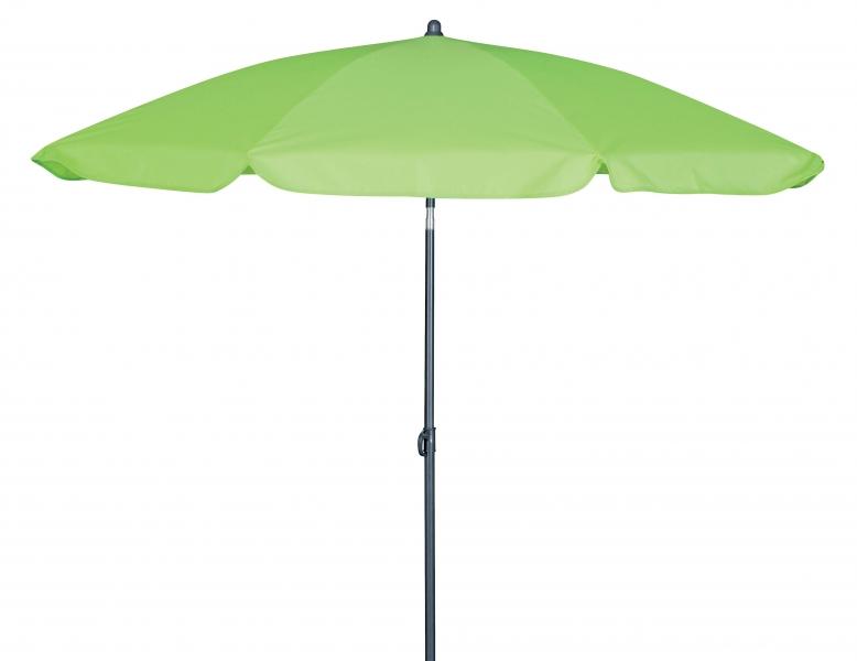 Zahradní slunečník Doppler MALIBU II 180 Zelená