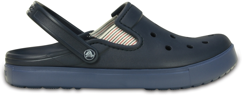 Crocs CitiLane Flash Clog Navy/Bijou Blue, M6/W8 (38-39)