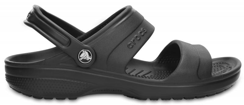 Crocs Classic Sandal - Black, M10/W12 (43-44)