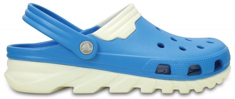 Crocs Duet Max Clog Ocean/White, M11 (45-46)