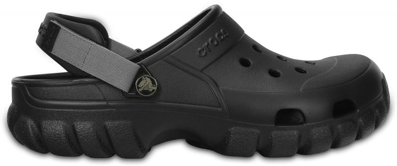 Crocs Offroad Sport Clog - Black/Graphite, M12 (46-47)