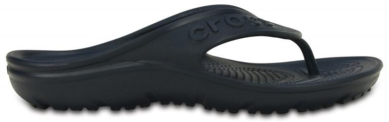 Crocs Hilo Flip - Navy, M5/W7 (37-38)