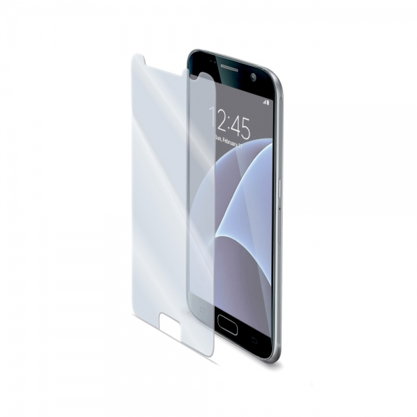 Ochranné tvrzené sklo Celly Glass antiblueray pro Samsung Galaxy S7, s ANTI-BLUE-RAY vrstvou GLASS590