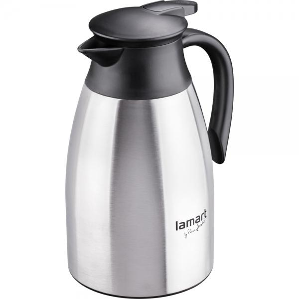 LAMART nerezová termoska LT4032, 1.5 litru