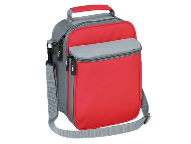 Cilio termo taška Viaggio, 4 litry, - červená