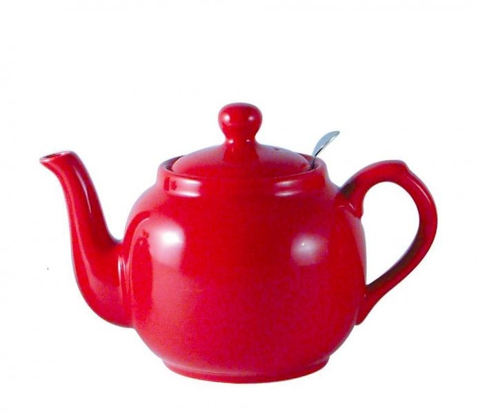 Küchenprofi čajová konvice Farmhouse, 1600 ml, - červená