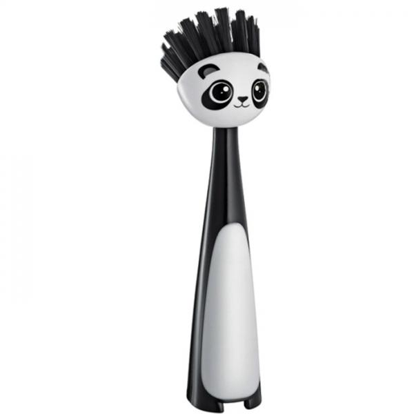 Küchenprofi zábavný kartáč na nádobí Swashies - Panda