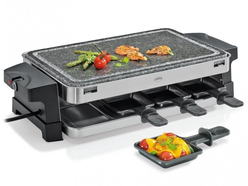 Küchenprofi elektrický gril Basic, 8 osob