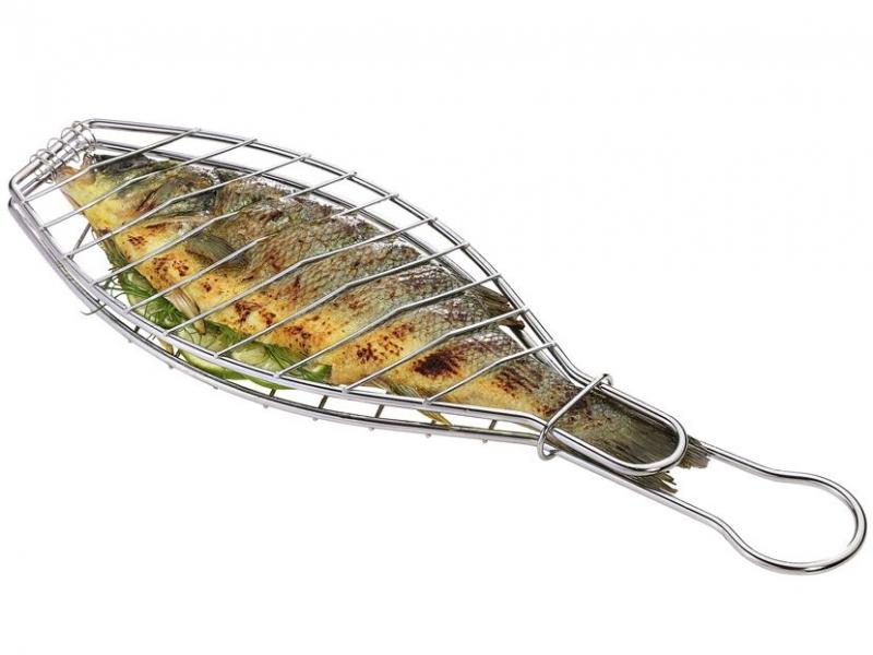 Küchenprofi kleště na rybu BBQ Easy