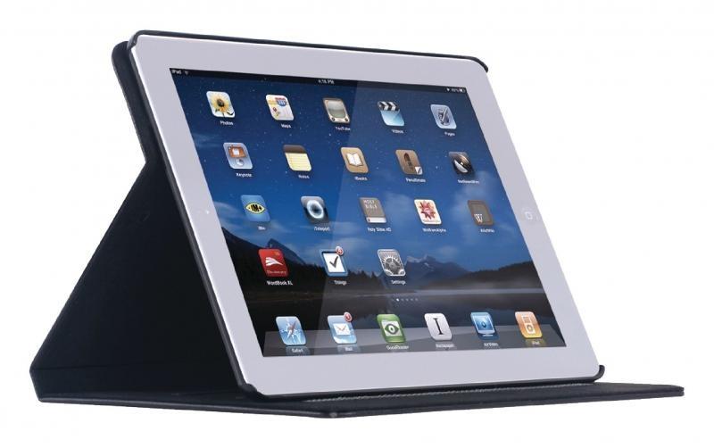 Pouzdro Sweex pro Apple iPad 2/ 3./ 4. generace, černé