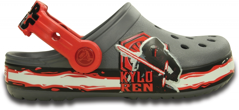 Crocs Crocband Star Wars Kylo Ren Clog - Multi, J2 (33-34)